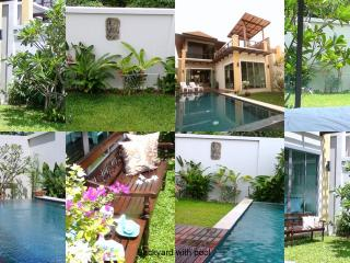 3 Bed Private Pool Villa,close To Laguna Area,Bang - Si Sunthon vacation rentals
