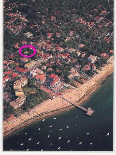 8- 9p comfortable villa, beach at walking distance - Arcachon vacation rentals