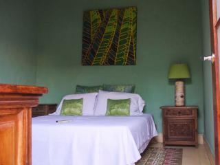 ROMANTIC COLONIAL HOUSE IN OLD CITY - GREEN ROOM - Cartagena vacation rentals