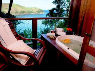 Bare foot Luxury Apartment and stunning ocean view - Sao Sebastiao da Serra vacation rentals