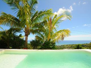 RODRIGUES; Small Villa, pool housemaid cook wifi - Rodrigues Island vacation rentals