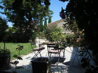 Avignon countryside : Lovely fully independent apt - Domazan vacation rentals