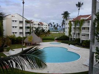 Straightline View 2 BR Condo in Playa Turquesa - Punta Cana vacation rentals