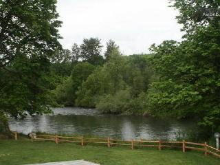 Tranquil waterfront home and studio - Fall Creek vacation rentals