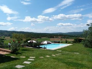 Villa Meraviglia private swimming pool Tuscany - Monte San Savino vacation rentals