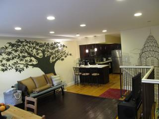 The Bushwick: 3BR 2BA Sleeps 8-12, NYC in 20 mins - New York City vacation rentals