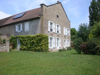 Maison de caractère de 135m2  donnant sur un vaste jardin arboré - Saone-et-Loire vacation rentals