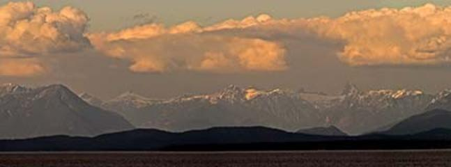 Coast Mountains - Oceanfront Coastal Views - Courtenay - rentals