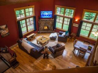 CONTEMPORARY LUXURY RUSTIC FURNISHINGS RACCOON RUN - Lake Placid vacation rentals