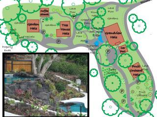 Tropical Paradise Home Heated Pool, Spa, Falls (M) - Holualoa vacation rentals