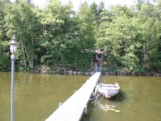 Lake Front Cabin in Pelican Lake WI - Pickerel vacation rentals