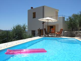 in7thheaven: Luxurious holiday villa with private swimming pool south coast of Crete, Mirtos - Mirtos vacation rentals