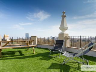 Aparteasy CIUTADELLA PARK Fantastic terrace centre - Barcelona vacation rentals