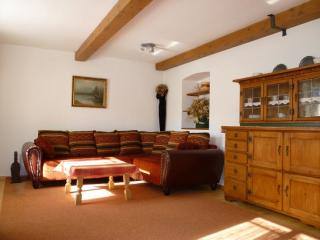 Vacation Apartment in Oberammergau - 818 sqft, for familys, central and quiet with backyard and playground… - Oberammergau vacation rentals