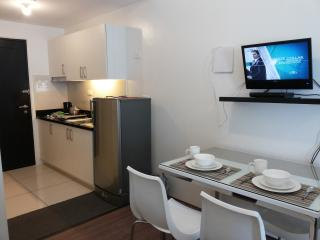 Princeton Studio Beside LRT2 Gilmore - Philippines vacation rentals