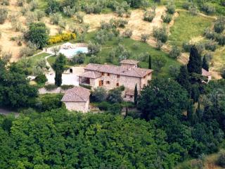 Tuscany Villa on a Hill Close to Florence - Villa Niccolo - Badia a Passignano vacation rentals