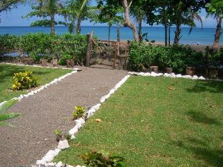 Private Beach Front Villa, Jeep-- Free Kayaks..! - Puntarenas vacation rentals