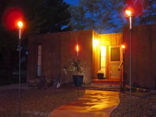 Casita Maria five minute walk to downtown Taos. - Taos vacation rentals
