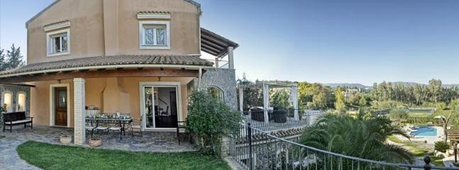St. Nicholas House & Guest Apart. - Contemporary 6 Bedroom Villa With Private Pool - Corfu - rentals