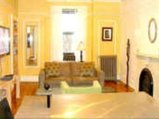 Beautiful flat in historic row house - Image 1 - Brooklyn - rentals