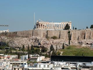 Stylish Apartment w/Acropolis Views - Kalamaki vacation rentals