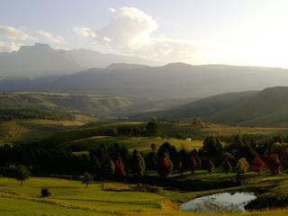 Cathkin Cottage - uKhahlamba-Drakensberg Park vacation rentals