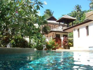 Banyan Pool Villa 1 - 4 Bedrooms - 8+ guests - Koh Samui vacation rentals