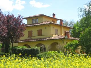 At the gates of Chianti - Bucine vacation rentals