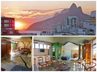 Charming Penthhouse 50m from Ipanema Beach - Rio de Janeiro vacation rentals