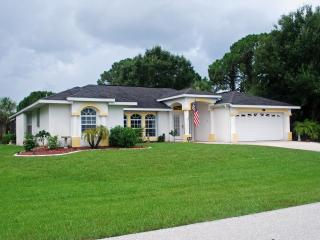 Gorgeous Private Pool Home on Golf Course - Punta Gorda vacation rentals