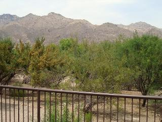 Fabulous Mountain Views on this 2 Bedroom First Floor Newly Rennovated Condo - Tucson vacation rentals