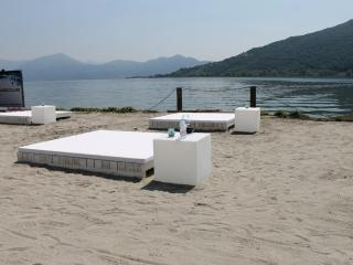 Iseo Lake apartment per 8/10 person with garden - Bergamo vacation rentals