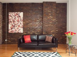 Elegant Creative Class-Luxury Loft-5 min Times Squ - New York City vacation rentals