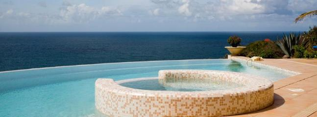 Sea Bird at Pointe Milou - Montjean, St. Barth - Ocean View, Gated Estate, Pool and Jacuzzi - Pointe Milou vacation rentals