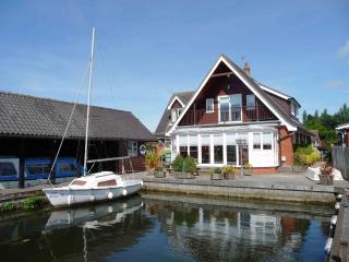 Waterside Retreat Norfolk Broads riverside cottage - Wroxham vacation rentals