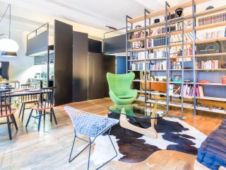 2-3 persons flat design center Lyon- cheval d'argent - Image 1 - Lyon - rentals