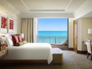 Master Bedroom - Atlantis - Paradise Island Condo - Harbor and partial ocean view - Paradise Island - rentals