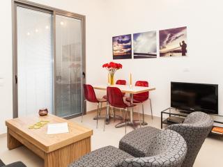 Ben Gurion  Balcony 3 Min To Beach Lovely Home - Tel Aviv vacation rentals