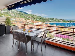 Dolce Vita- Marvelous 1 Bedroom Villefranche sur Mer Flat - Roquebrune-Cap-Martin vacation rentals