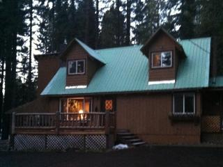 Lake Almanor View - Patriotic Cabin - Peninsula Village vacation rentals