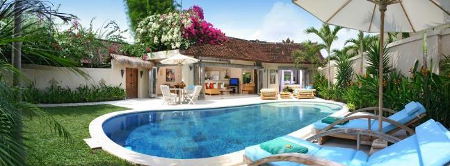 Pool and Garden area - Villa Tandeg Taman - Bali - rentals