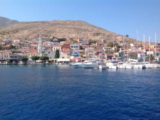 VILLA KALYPSO sea view luxurius traditional villa - Halki vacation rentals