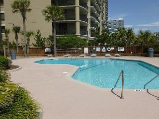 Peaceful Family Friendly Oceanside Rental with a Terrace - Myrtle Beach SC - Myrtle Beach vacation rentals