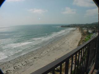180 degree View Beach Penthouse  sleeps 10! - Pacific Beach vacation rentals
