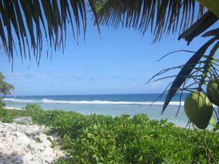 Seaspray Beach Villa  -Rarotonga beachfront home - Rarotonga vacation rentals