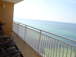 BEACH FRONT! FAMILY FRIENDLY! SPLASH 1106E 2BR/BTH - Panama City Beach vacation rentals