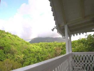 A 5-minute drive to the beach, this villa is actually 2 Antilles- style cottages. KL FFM - Charlestown vacation rentals