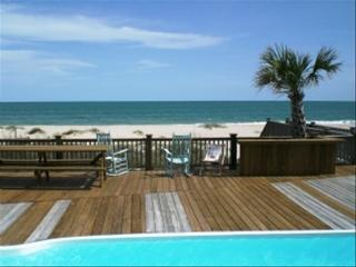8 Bedroom 8 Bath Oceanfront with Private Pool - Ocean Isle Beach vacation rentals