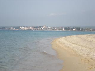 You can see the sea from your bed..!!! - Halkidiki vacation rentals