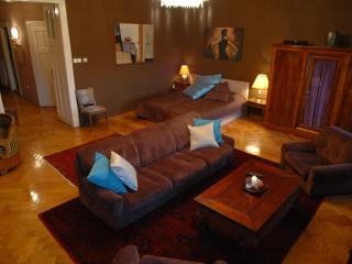 Avantageantique Apartment At The Danube River - Budapest vacation rentals